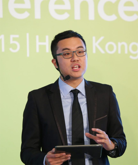 Alum Tim Lo has found success as an Assistant GIS Solution Manager at Esri.