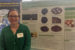Welker Presents Poster on Fruits from Tennessee's Gray Fossil Site