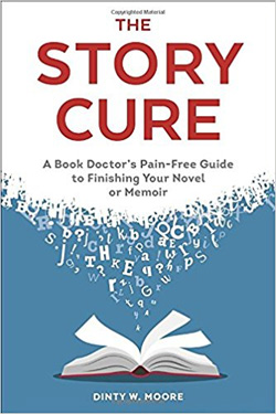 The Story Cure book cover