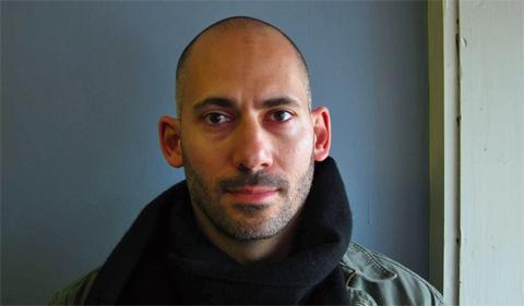 Dr. Ziad Abu-Rish, portrait