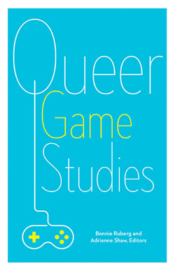 Queer Game Studies book cover
