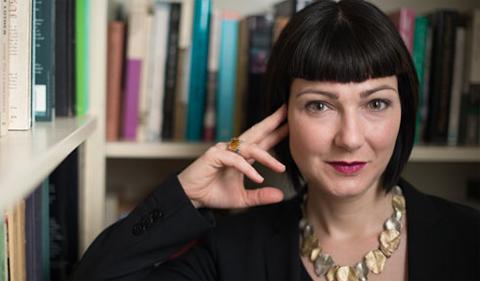 Dr. Beth Quitslund, portrait