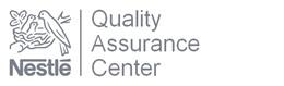 Nestle Quality Assurance Center logo