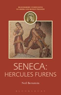book cover for Seneca: Hrecules Furens