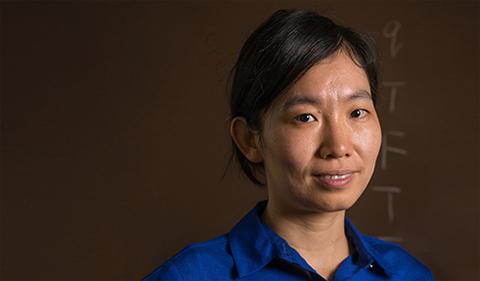 Dr. Yaqin Feng, portrait