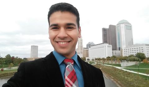 Ali Khaledi Nasab in Columbus