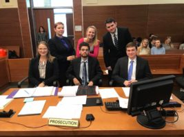 OHIO Mock Trial Team To Compete in Columbus, Toledo Regional Competitions in February