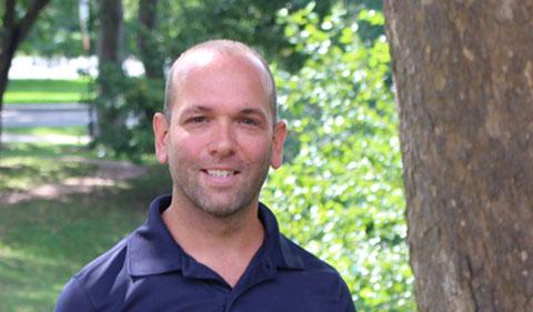 Dr. Ryan Fogt, portrait