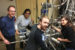 Smith's Sabbatical Team Explores Spintronics