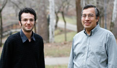 Drs Mahmoud Asmar and Sergio Ulloa