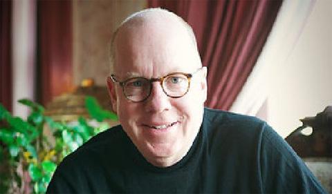 Alan J. McMilla, shown here in a portrait shot