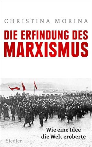 Die Erfindung des Marxismus book cover