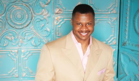 A smiling Dr. Jason Carthen
