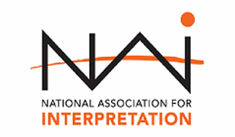 Logo with letters NAI, for National Association for Intrepretation