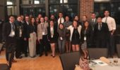 China group at the  Student Conference on U.S. Affairs at West Point.
