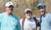 Biologists Monitor Nearby Eastern Timber Rattlesnakes