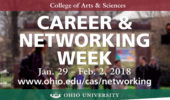 Career Week | My Summer As an Intern & How To Find Yours, Jan. 31