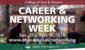 Just for Arts & Sciences: Career and Networking Week