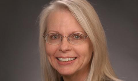 Dr. Dorothy Sack , close-up portrait
