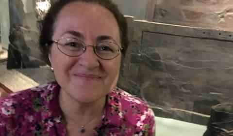 Dr. Alyssa Bernstein, portrait