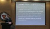 Dr. Jieli Li gives keynote at Zhejiang University.
