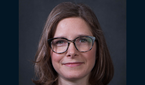 Boston Federal Reserve employee photo of Kelly Francis.