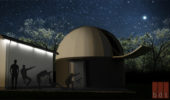 Public Telescope Night at Ohio University Observatory, Nov. 2