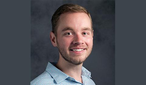 Dr. Ryan Marek, portrait