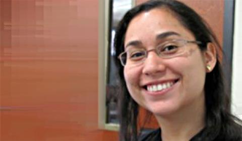 Silvana Duran Ortiz, headshot