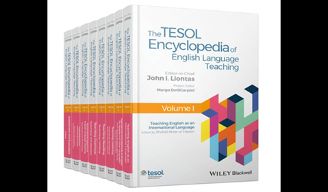 ELIP Faculty Contribute to TESOL Encyclopedia of English Language Teaching