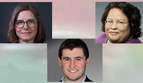 3 alumni on English career panel