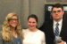 OHIO Mock Trial Team Competes in Columbus; 3 Receive Awards