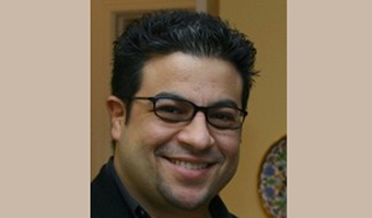 Dr. Bassam Haddad , portrait