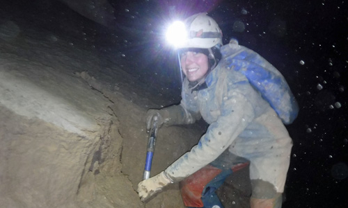 Going Underground (in caves) to Model Fire Frequency in Appalachian Forests