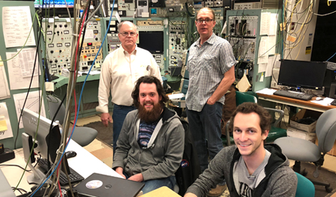 Penn State Astrophysicists Test X-ray Detector at Edwards Accelerator