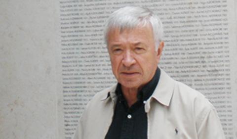 Stanislav Molchanov , portrait