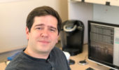 Ohio University physics doctoral student Matthew Burrows