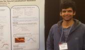 "Hariprakash Haragopal presents ""A Rabbit Model of Sensorineural Hearing Loss for Sound Localization Research."""