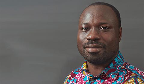 Isaac Owusu-Mensah, portrait