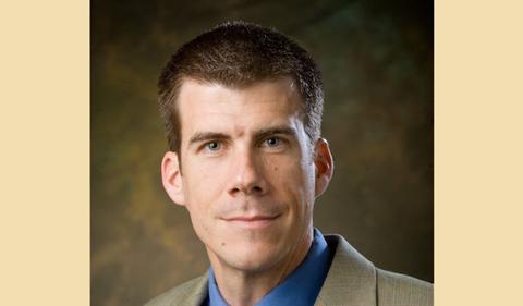 Dr. Ken Walsh, portrait