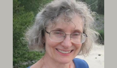 Rosanna Warren, portrait