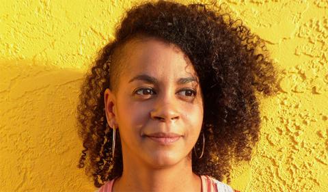 Aisha Sabatini Sloan, portrait