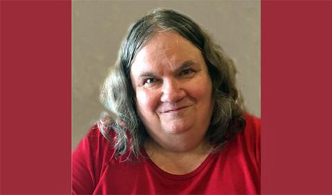 Dr. Kathleen Pigg, portrait