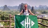 Happy Beginnings | Linguistics Senior to Serve in U.S. Navy