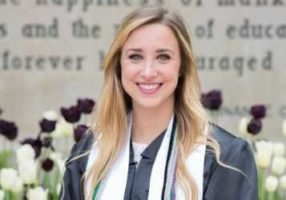 Political Science Alum Sams Heading to University of Oxford This Summer To Study Law