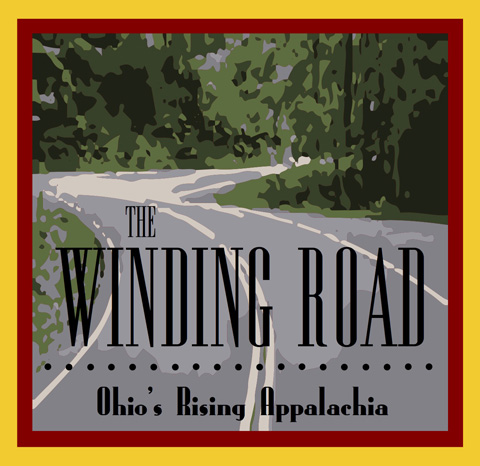 Winding Road Logo Ohio's Rising Appalachia