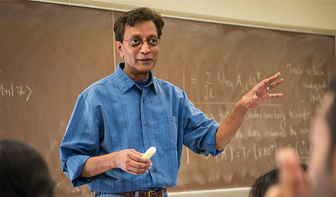 Prakash, Phillips Part of New Physics Frontier Center on Neutron Star Modeling