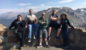 Carroll Lab Students Present at Wind River Conference on Prokaryotic Biology