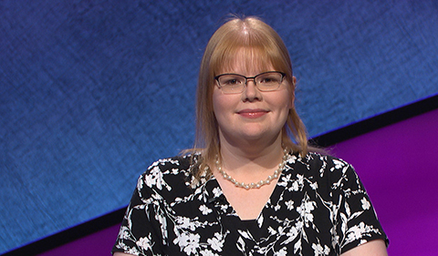 "Marilyn Maher on ""Jeopardy!"""