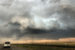 The group races east toward a supercell in the Texas panhandle, attempting to get ahead of the forward flank downdraft.